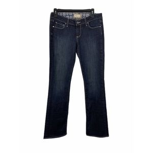 Paige Benedict Canyon Jeans 28 Boot classic rise